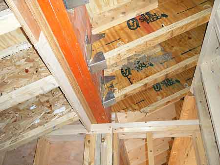 I-Joists Used as Rafters