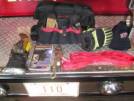 David Destefano: Bag of Tricks for firefighters