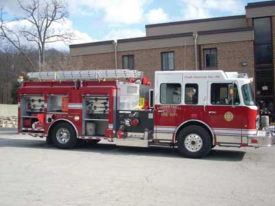 Putnam Valley (NY) Fire Department