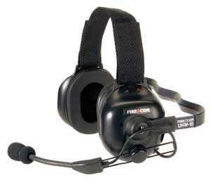 Firecom wireless headset