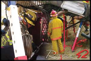 Rescue 42's TELECRIB® STABILIZATION SYSTEM