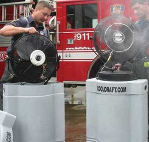 Cool Draft 360 SERIES MISTING FANS