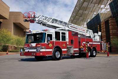 Pierce® DASH® CF FIRE APPARATUS