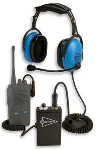Sigtronics Corporation's NOISE ATTENUATING HEADSETS AND PORTABLE RADIO ADAPTERS