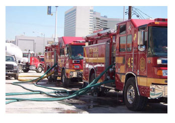 Pump Operations for High-Rise Building Fire Protection Systems