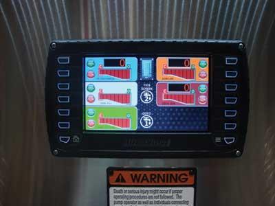 (2) Hale/Class I electronic pump panel.