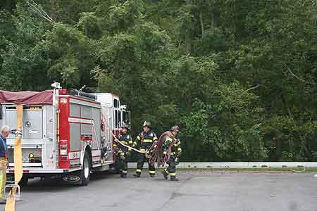 Time-Based Firefighter Training: Where Science Meets the Street!