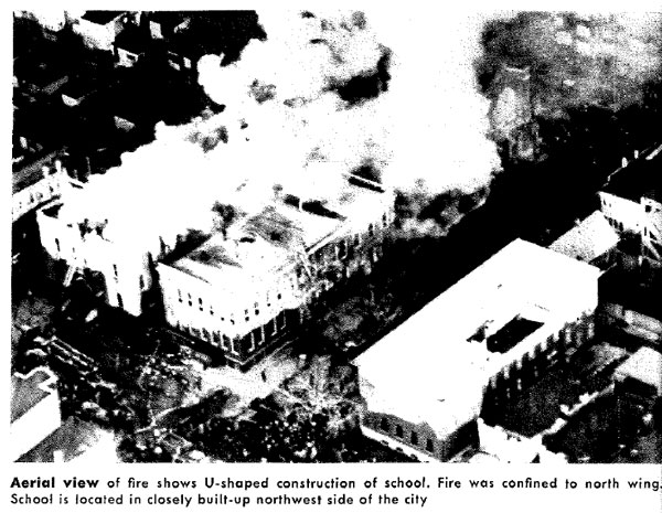 Our Lady of the Angels School Fire, Part 1
