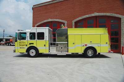 Mendenhall (MS) Fire Department