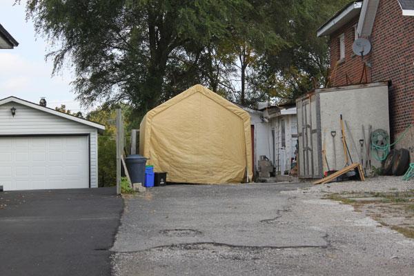 The Hidden Dangers of Garage Fires