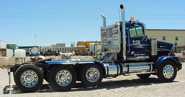 Heavy-Truck Extrication: Truck Types and Hazard Identification