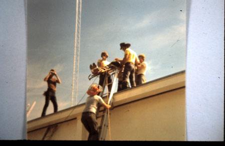 Firefighting History: The New Black