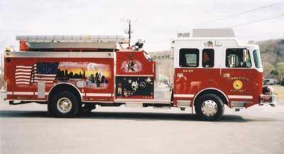 1,500-gallon-per-minute custom engine