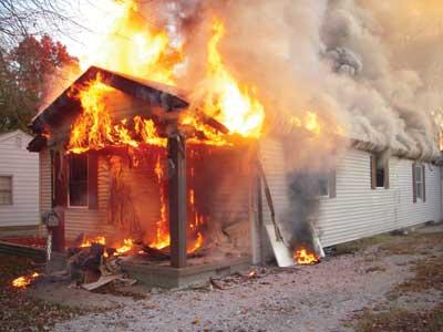 David Bretz, German Township (IN) Fire Department.]