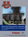 Mastering Fireground Command: 10 Commandments of Command