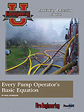 Every Pump Operator's Basic Equation