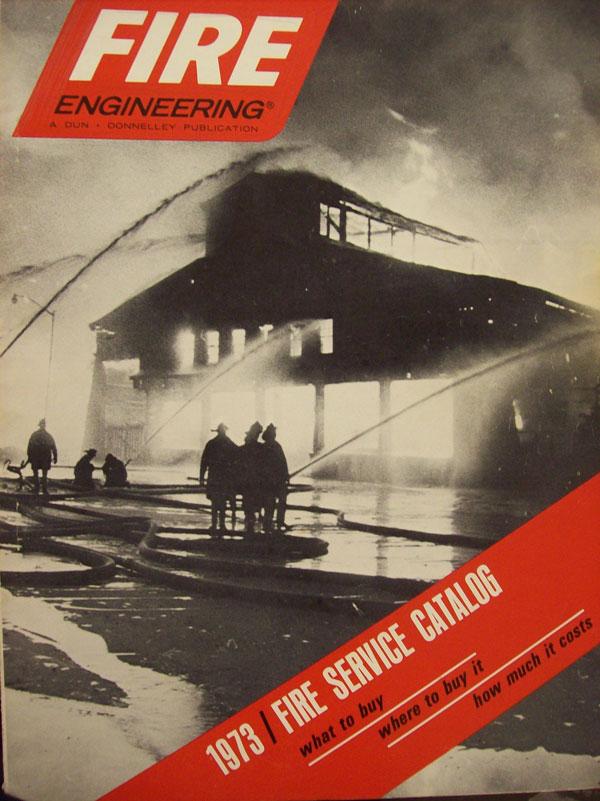 Fire Service Catalog: Bob Bartosz