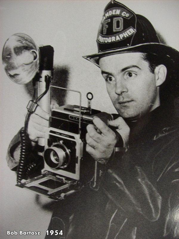 Bob in 1954