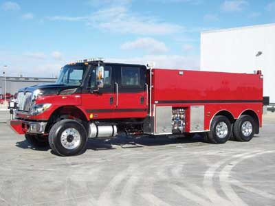 Campbell Fire Department