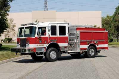 San Bernardino County (CA) Fire Department