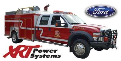XRT Power Systems' MATRIX SYSTEM
