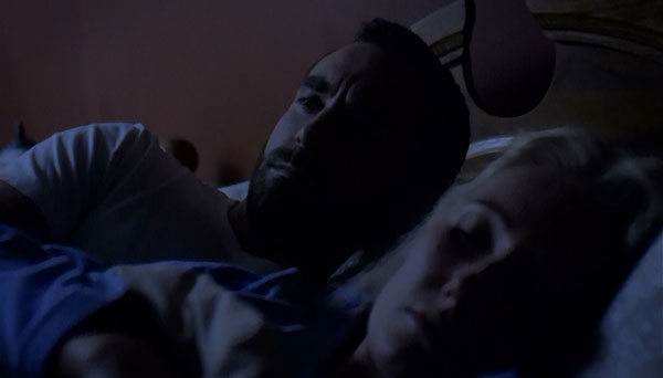 A still from the online video, The Wake Up Call.