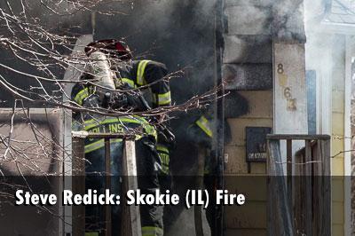 Structural Firefighting: Skokie (IL) Fire