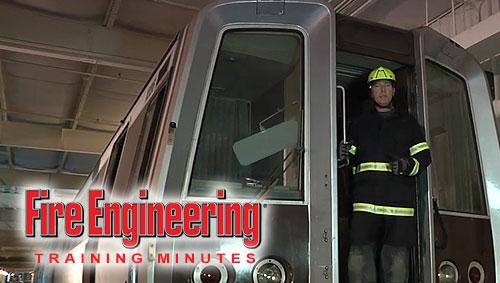 Training Minutes: Commuter Rail Emergencies