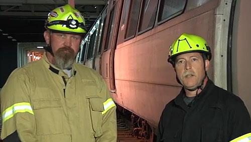 Training Minutes: Victim Trapped Under Rail Car
