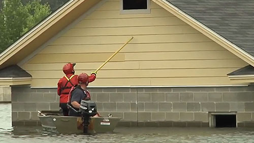 Training Minutes: Water Rescue Recon