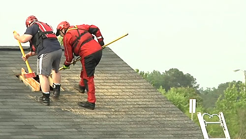 Training Minutes: Victim Removal for Flood Rescue Scenarios