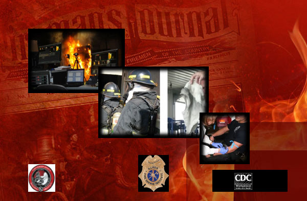Research Project Examines Firefighter Chemical and Cardiosvascular Exposures