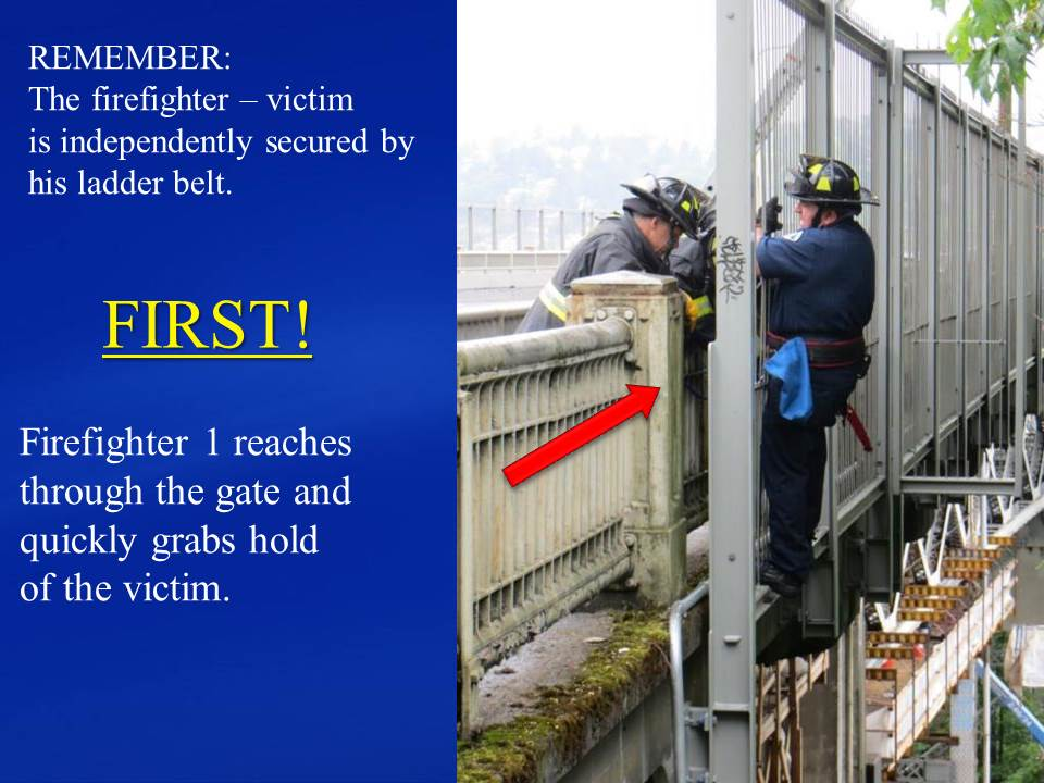 Is your company prepared to respond to a bridge jumper situation?