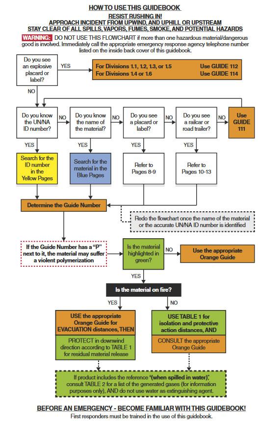ERG Flow chart