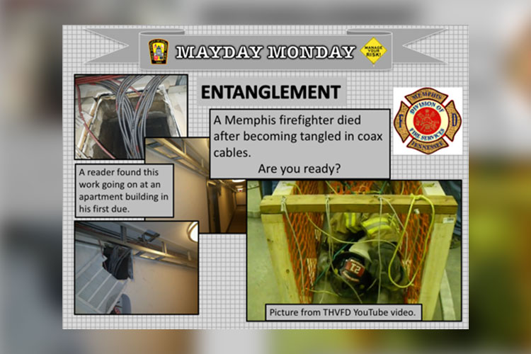 Mayday Monday: Entanglement