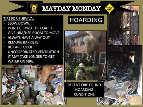Mayday Monday: Hoarding
