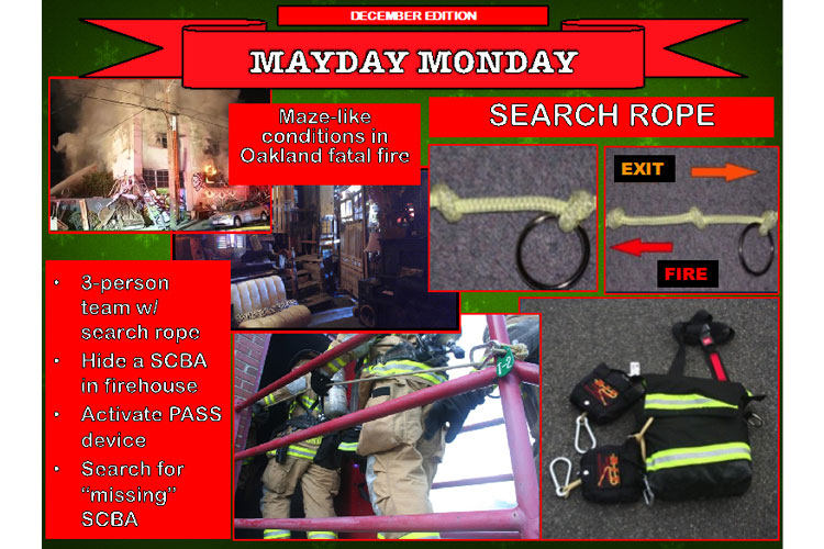 Mayday Monday: Search Rope