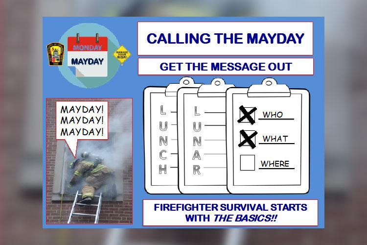 Mayday Monday: Calling the Mayday