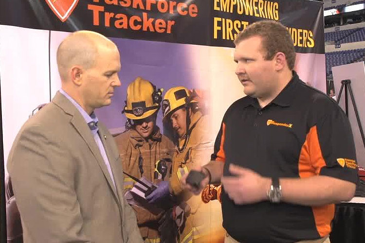 FireRescue Magazine Editor in Chief Erich Roden talks with Andrew Jarrett of ResponderX