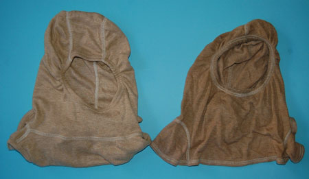 (3) The types of in-service hoods sent for laboratory analysis.