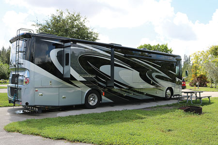 (1) A typical Class A motor home. (Photos by author unless otherwise noted.)