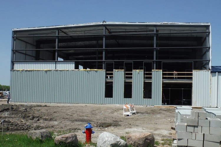 Construction Concerns: Engineered Steel Buildings