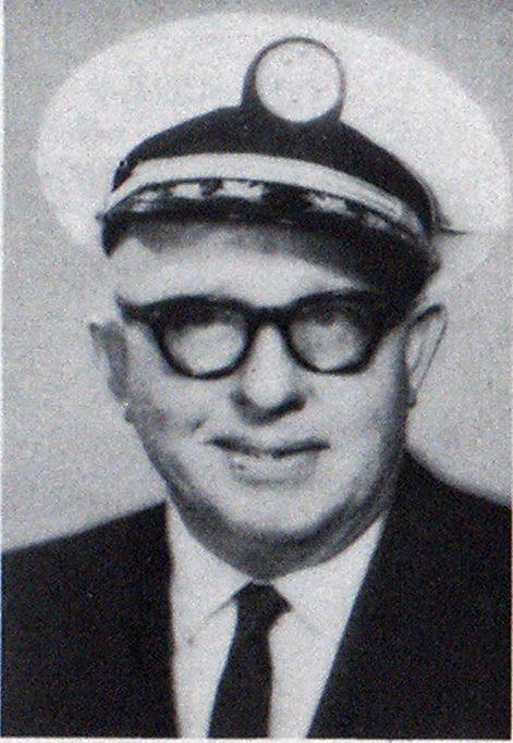 CHIEF ELVIN E. WARHURST President Missouri Valley Association Newton, Kans.