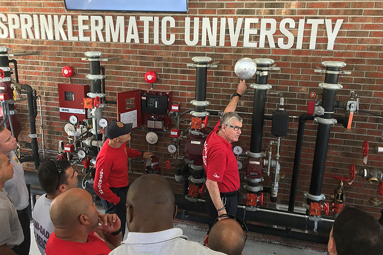 Q & A: Bill Gustin on Standpipe Operations