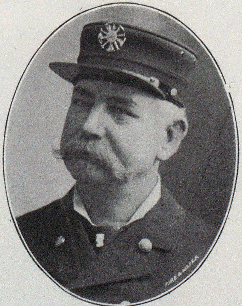 EX-CHIEF ANDREW HUTCH Treasurer Eastern Association Nutley, N. J.