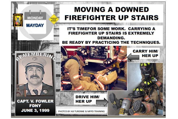 Lessons learned from fallen FDNY hero
