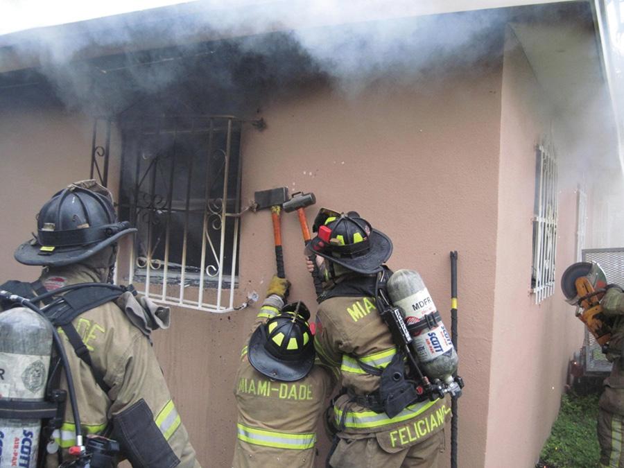 Photo courtesy of Miami-Dade (FL) Fire Rescue.