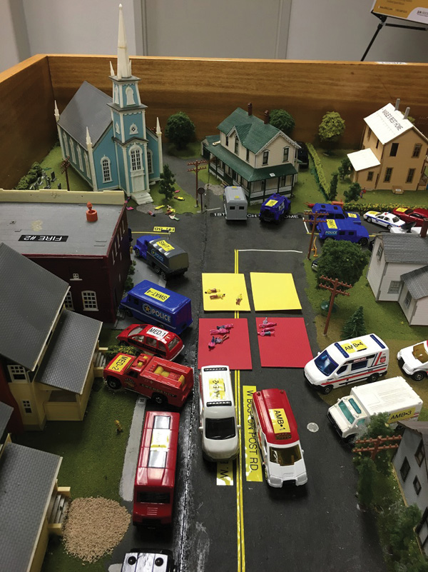 """""""The Village"""" details the aftermath of an active shooter incident."""