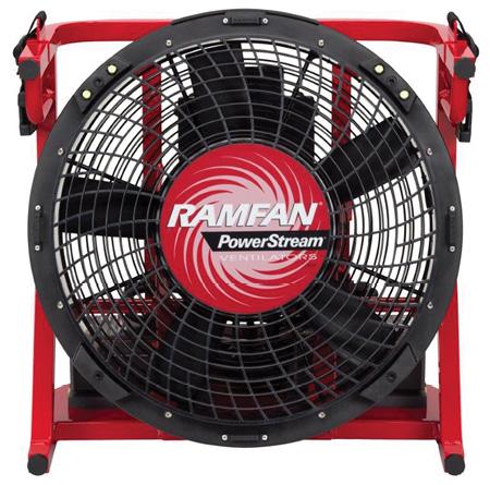 RAMFAN's EX50LI