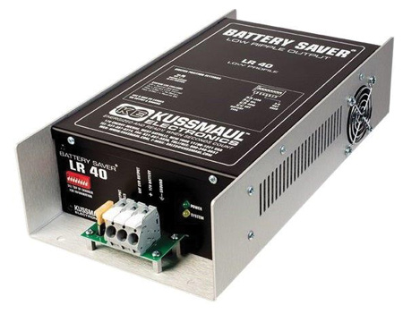 Kussmaul's BATTERY SAVER LOW RIPPLE VHO (BSLR), PRODUCT #091-256-12